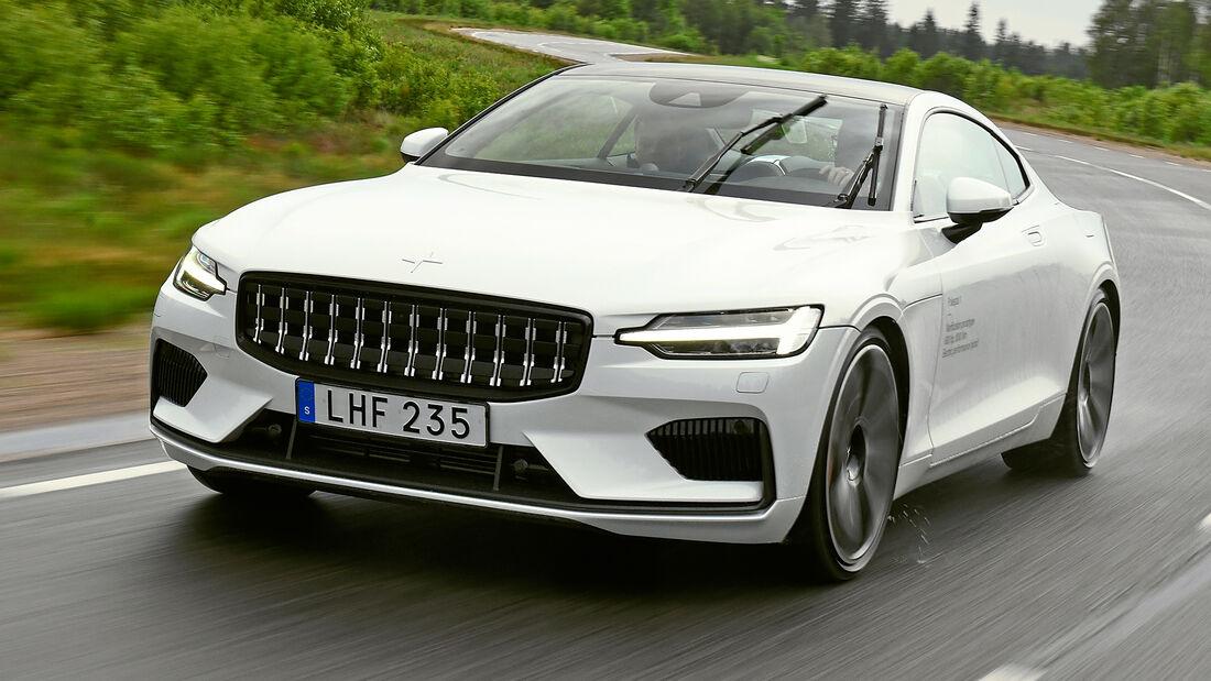 sport auto Award 2021, Polestar 1, Serie, Coupés über 150.000 Euro