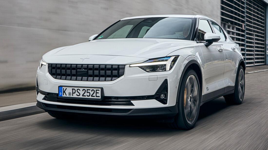 sport auto Award 2021, Polestar 2, Serie, Elektro-Autos