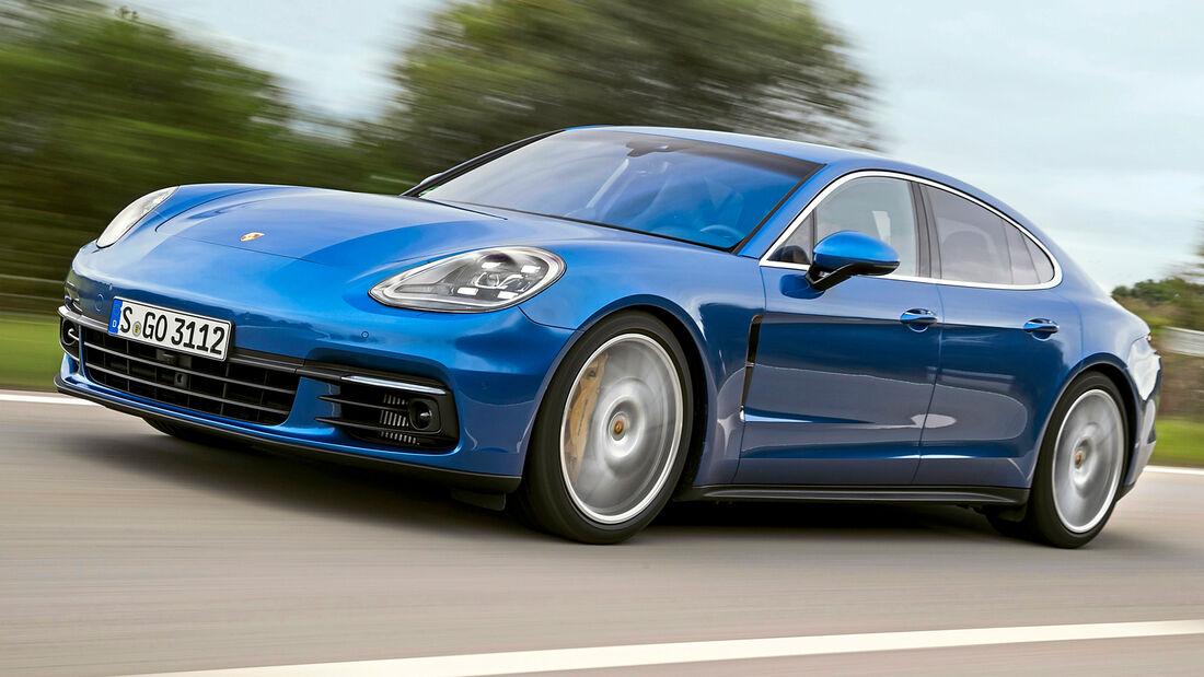 sport auto Award 2021, Porsche Panamera 4, Serie, Limousinen und Kombis bis 100.000 Euro