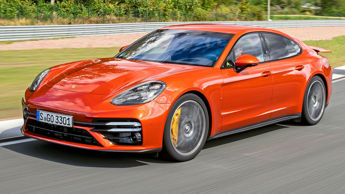 sport auto Award 2021, Porsche Panamera Turbo S, Serie, Limousinen und Kombis über 100.000 Euro