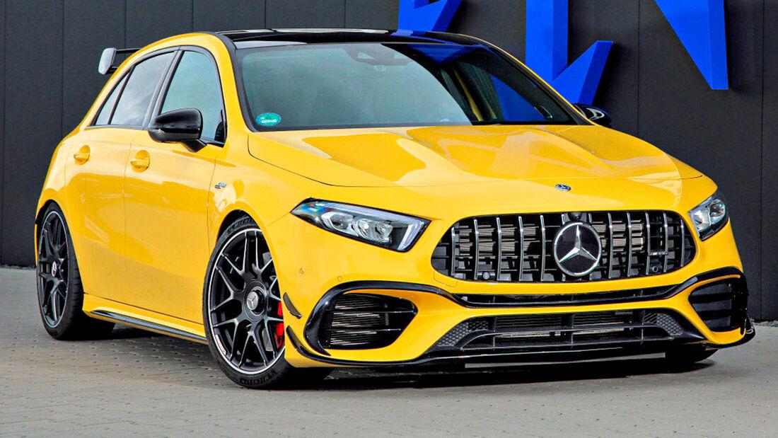 sport auto Award 2021, Posaidon-Mercedes-AMG A 45 S, Tuning, Kompaktwagen