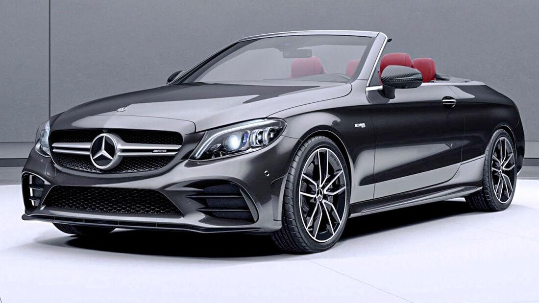 sport auto Award 2021, Posaidon-Mercedes-AMG C 43, Tuning, Cabrios und Roadster bis 100.000 Euro