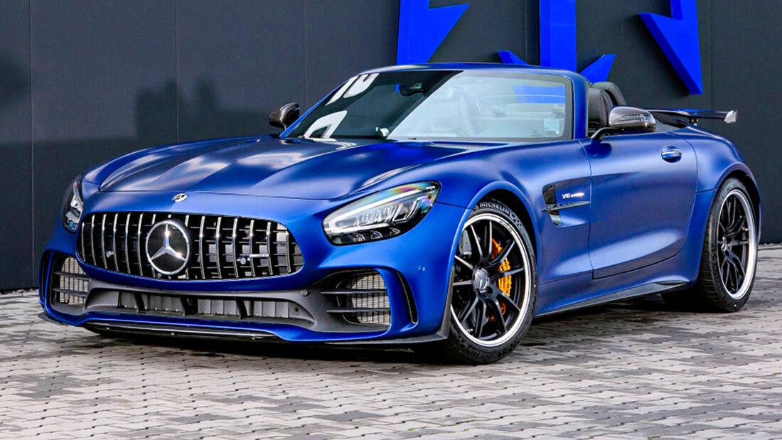 sport auto Award 2021, Posaidon-Mercedes-AMG GT R Roadster, Tuning, Cabrios und Roadster über 100.000 Euro