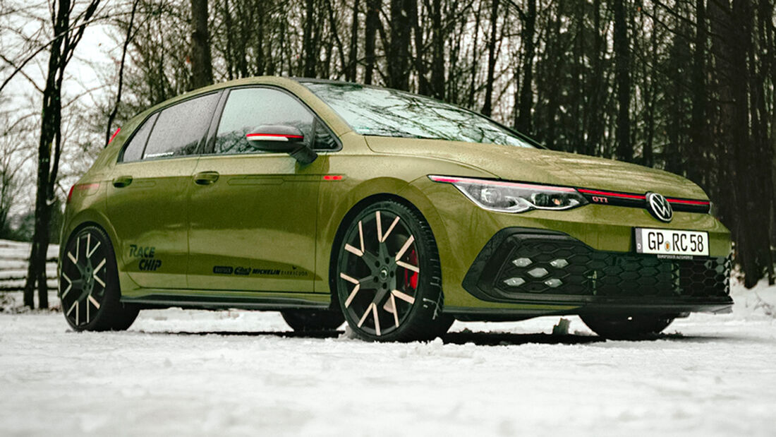 sport auto Award 2021, RaceChip-VW Golf GTI, Tuning, Kompaktwagen