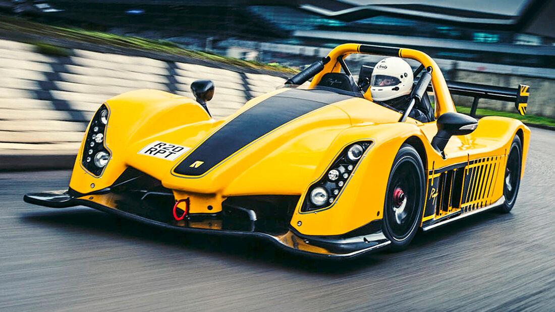 sport auto Award 2021, Radical Rapture, Serie, Cabrios und Roadster bis 150.000 Euro