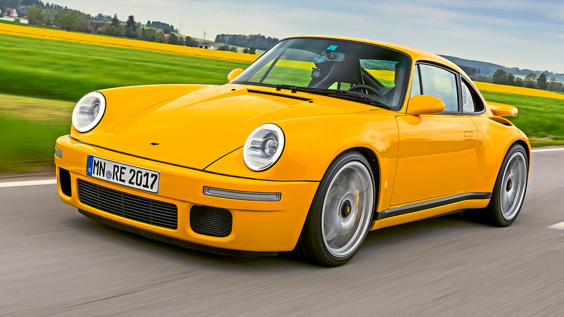 sport auto Award 2021, Ruf CTR Anniversary, Serie, Coupés über 150.000 Euro