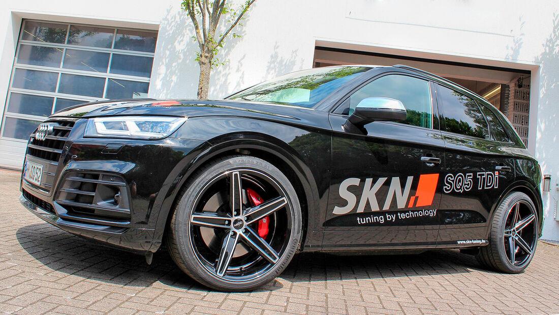 sport auto Award 2021, SKN-Audi SQ5 TDI, Tuning, SUV
