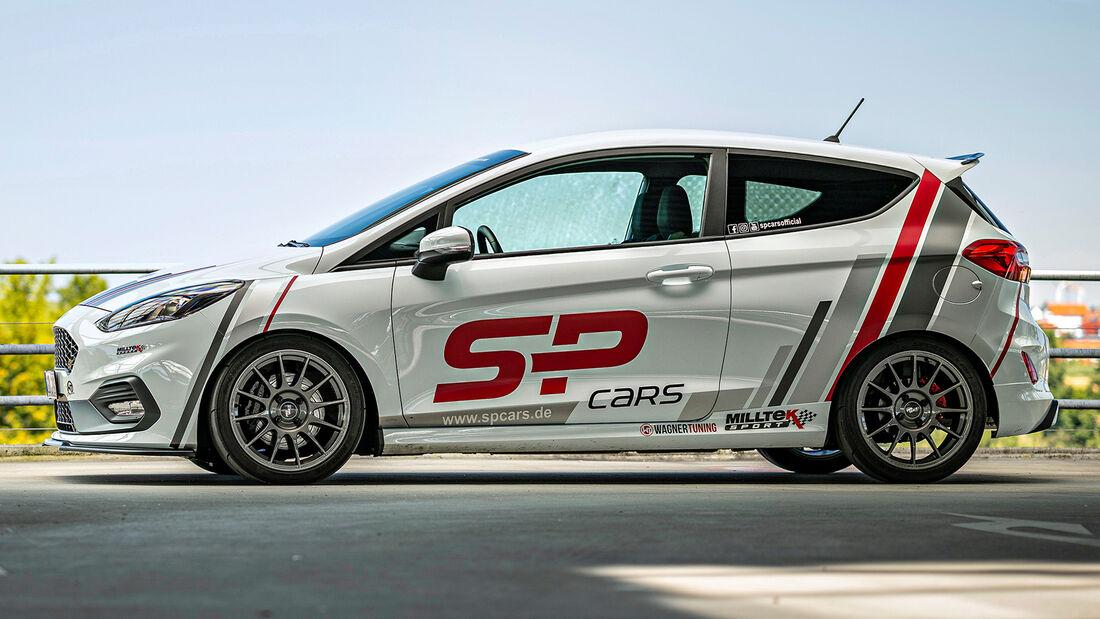 sport auto Award 2021, SPcars-Ford Fiesta ST, Tuning, Kleinwagen