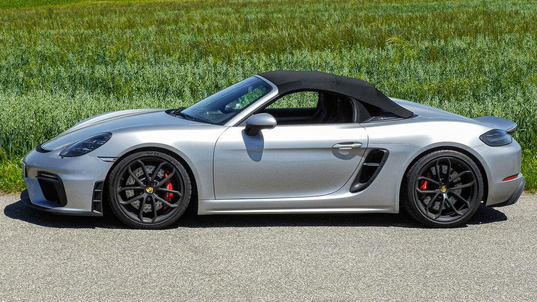 sport auto Award 2021, TTP-Porsche 718 Spyder, Tuning, Cabrios und Roadster über 100.000 Euro