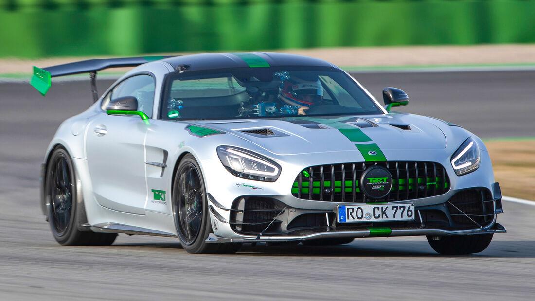 sport auto Award 2021, Tikt-Mercedes-AMG GT R Pro, Tuning, Supersportler