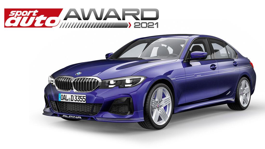sport auto Award 2021, Titel