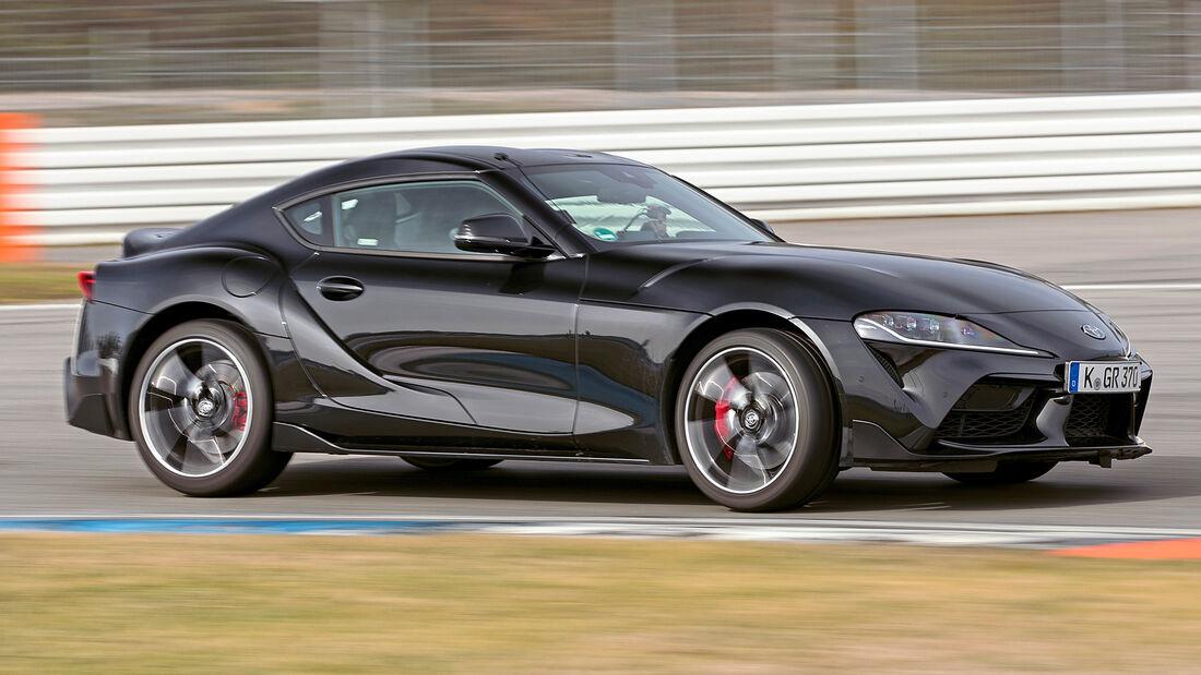 sport auto Award 2021, Toyota GR Supra, Serie, Coupés bis 75.000 Euro