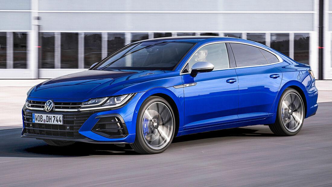 sport auto Award 2021, VW Arteon R, Serie, Limousinen und Kombis bis 75.000 Euro