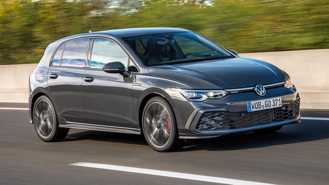 sport auto Award 2021, VW Golf GTD, Serie, Diesel