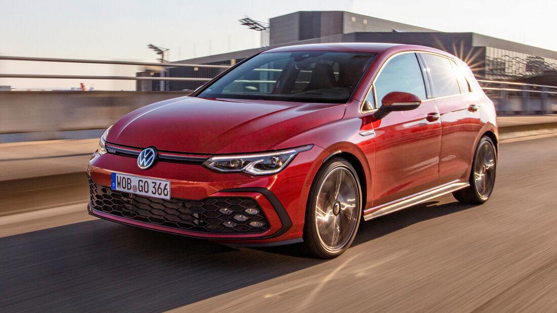 sport auto Award 2021, VW Golf GTI, Serie, Kompaktwagen bis 40.000 Euro
