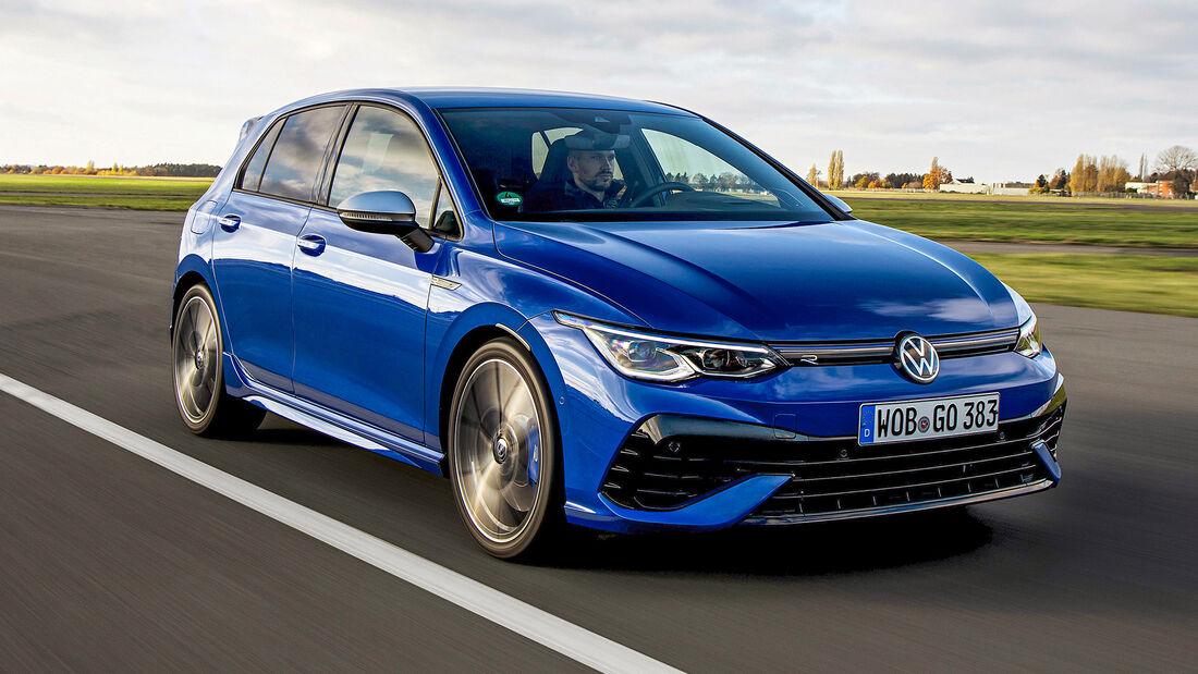 sport auto Award 2021, VW Golf R, Serie, Kompaktwagen über 40.000 Euro