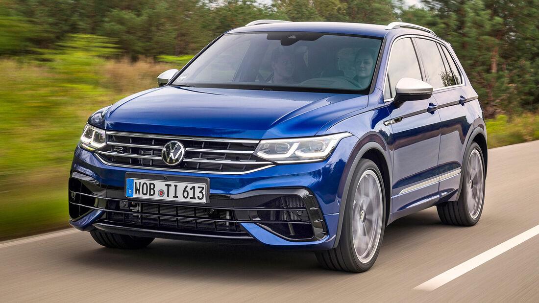 sport auto Award 2021, VW Tiguan R, Serie, SUV