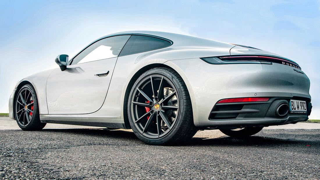 sport auto Award 2021, Wendland-Porsche 911 Carrera S, Tuning, Coupés über 100.000 Euro
