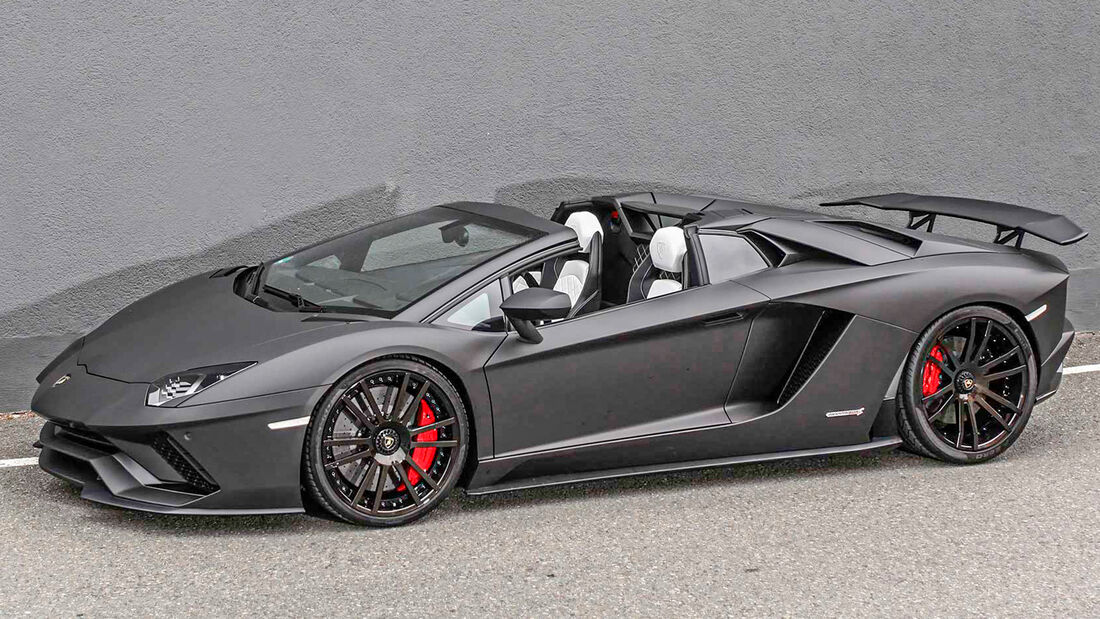 sport auto Award 2021, Wheelsandmore-Lamborghini Aventador S Roadster, Tuning, Cabrios und Roadster über 100.000 Euro