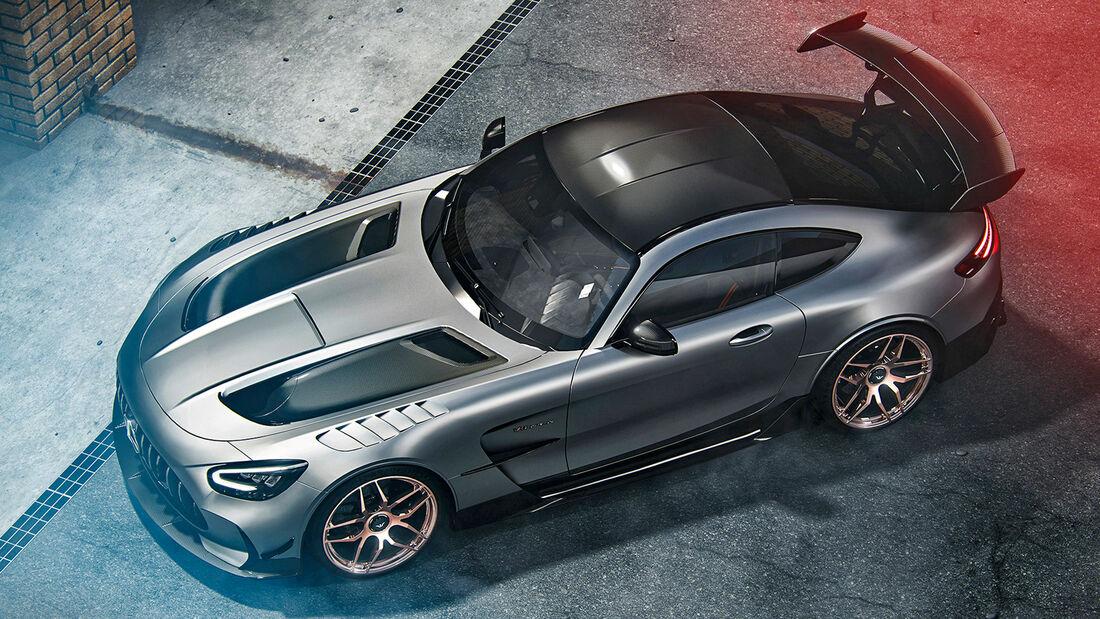 sport auto Award 2021, Wheelsandmore-Mercedes-AMG GT Black Series, Tuning, Supersportler