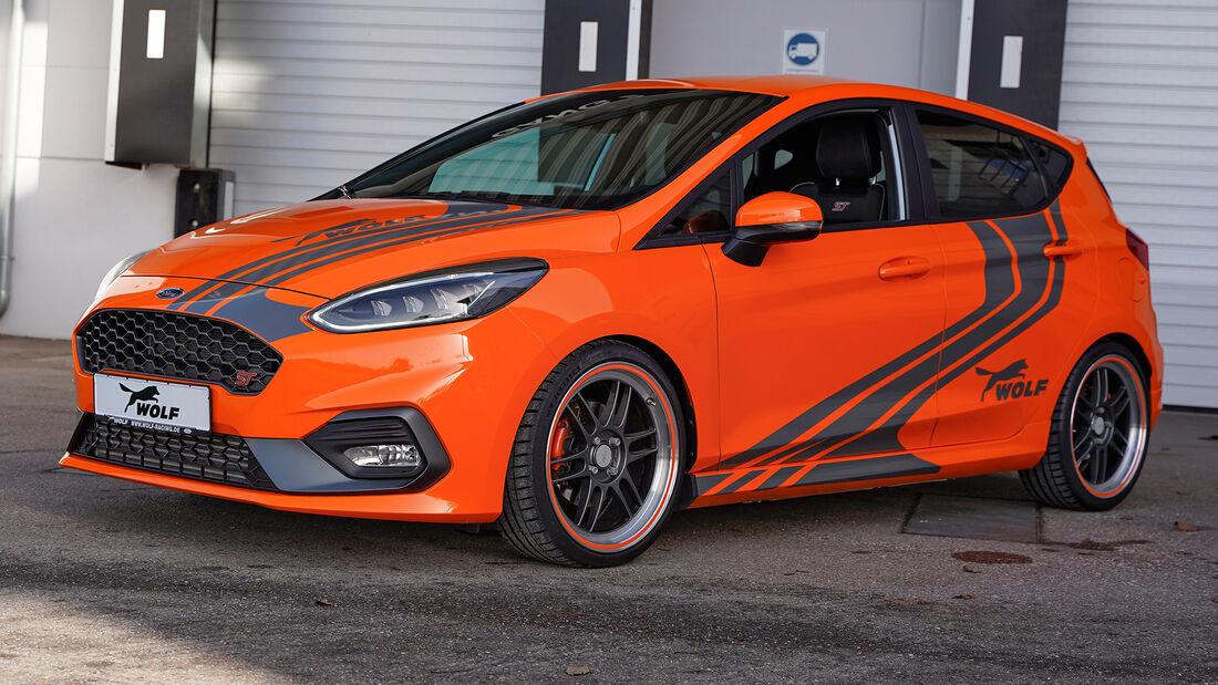 sport auto Award 2021, Wolf Racing-Ford Fiesta ST, Tuning, Kleinwagen