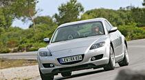 sport auto-Exotendeals bis 15.000 Euro, Gebrauchtwagen-Spezial, 04/2016, Mazda RX-8