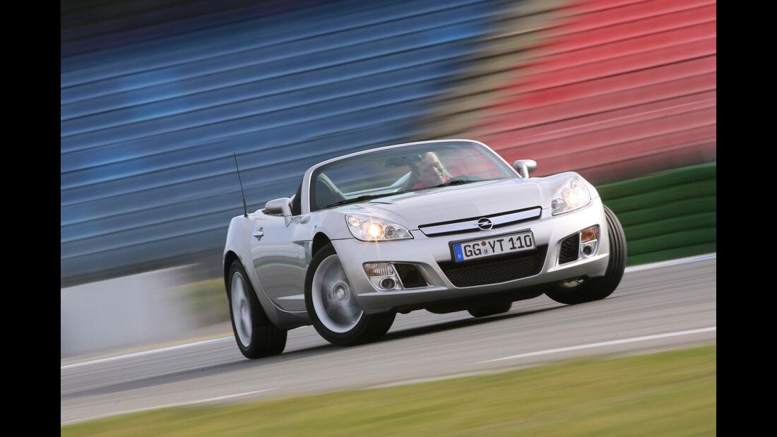 sport auto-Exotendeals bis 15.000 Euro, Gebrauchtwagen-Spezial, 04/2016, Opel GT