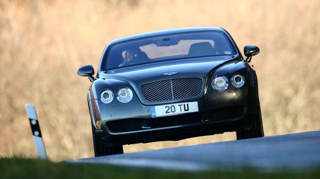 sport auto-Exotendeals bis 60.000 Euro, Gebrauchtwagen-Spezial, 04/2016, Bentley Continental GT