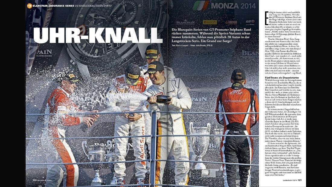 sport auto, GT3, Blancpain Endurance Series