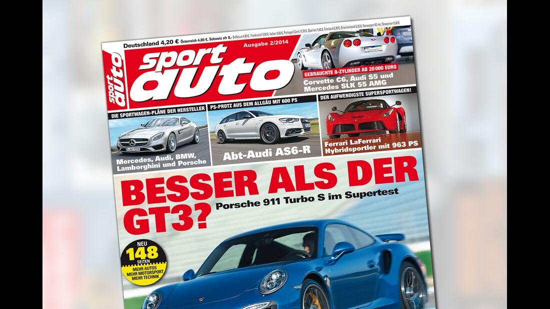 sport auto (Heft 02/2014)