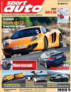 sport auto-Heft 03/2011
