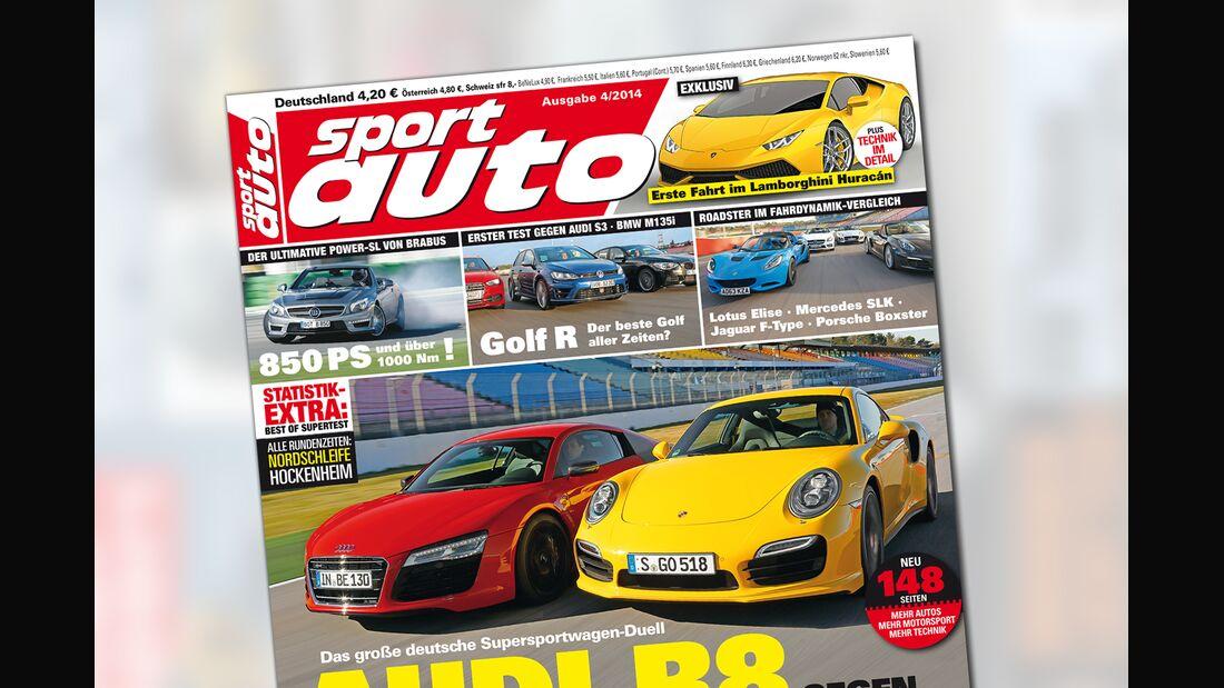 sport auto (Heft 04/2014)