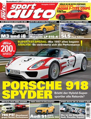 sport auto (Heft 06/2014)