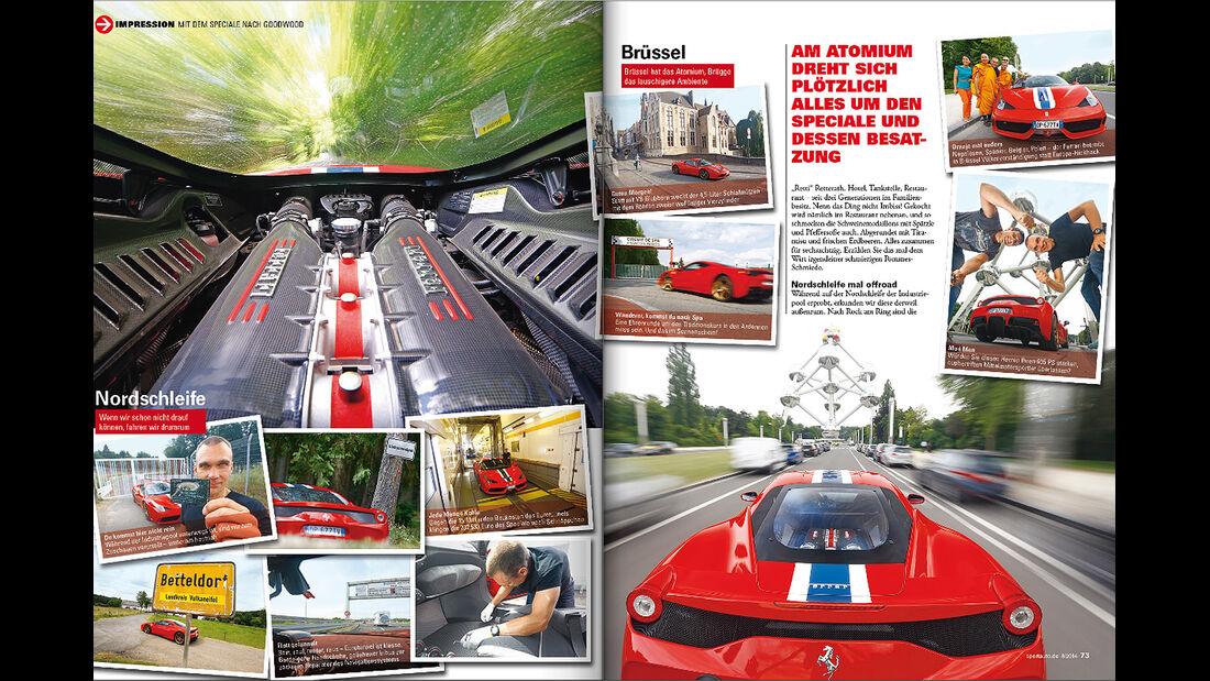 sport auto, Heft 08/2014, Vorschau