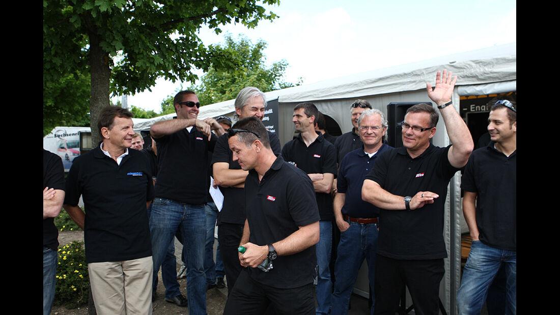 sport auto Perfektionstraining Nürburgring Nordschleife Juni 2015
