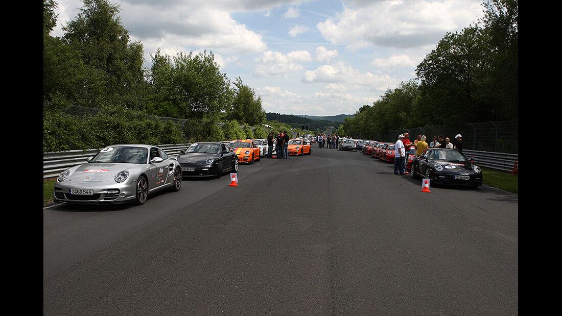 sport auto Perfektionstraining Nürburgring Nordschleife Juni 2020