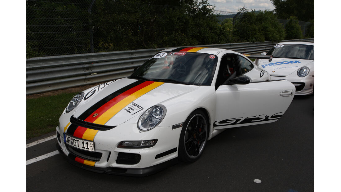 sport auto Perfektionstraining Nürburgring Nordschleife Juni 2022