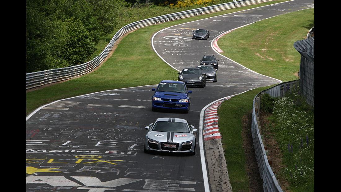 sport auto Perfektionstraining Nürburgring Nordschleife Juni 2025