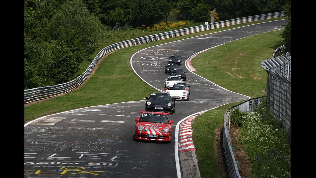 sport auto Perfektionstraining Nürburgring Nordschleife Juni 2028