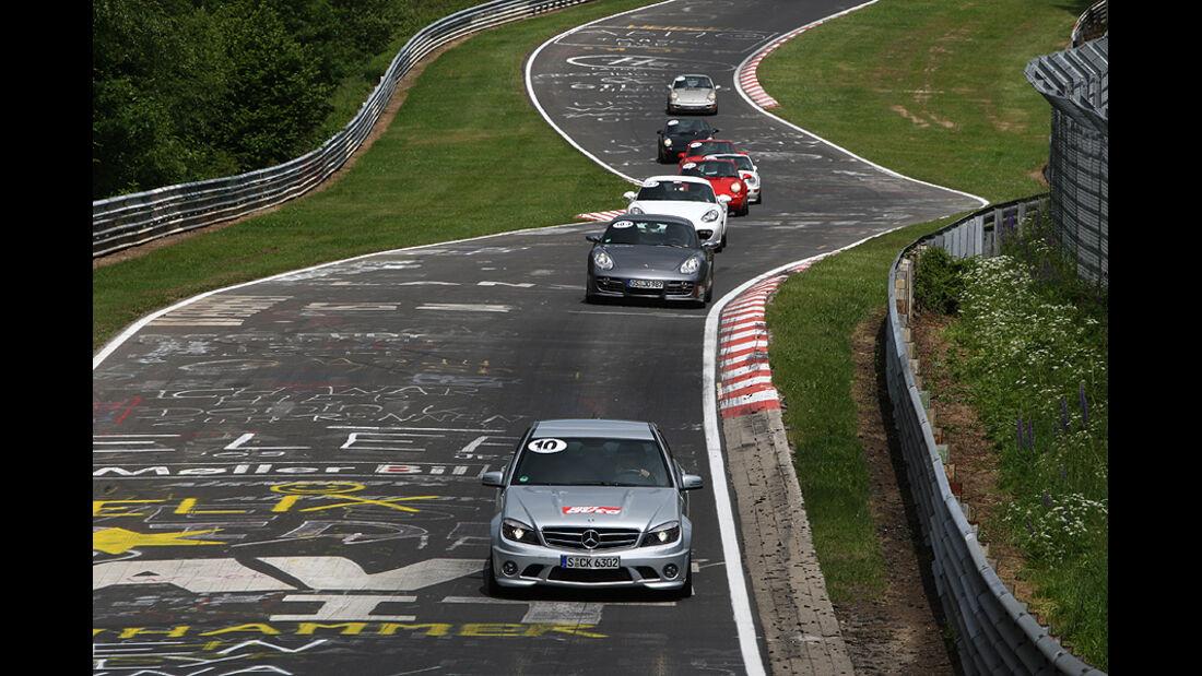 sport auto Perfektionstraining Nürburgring Nordschleife Juni 2029