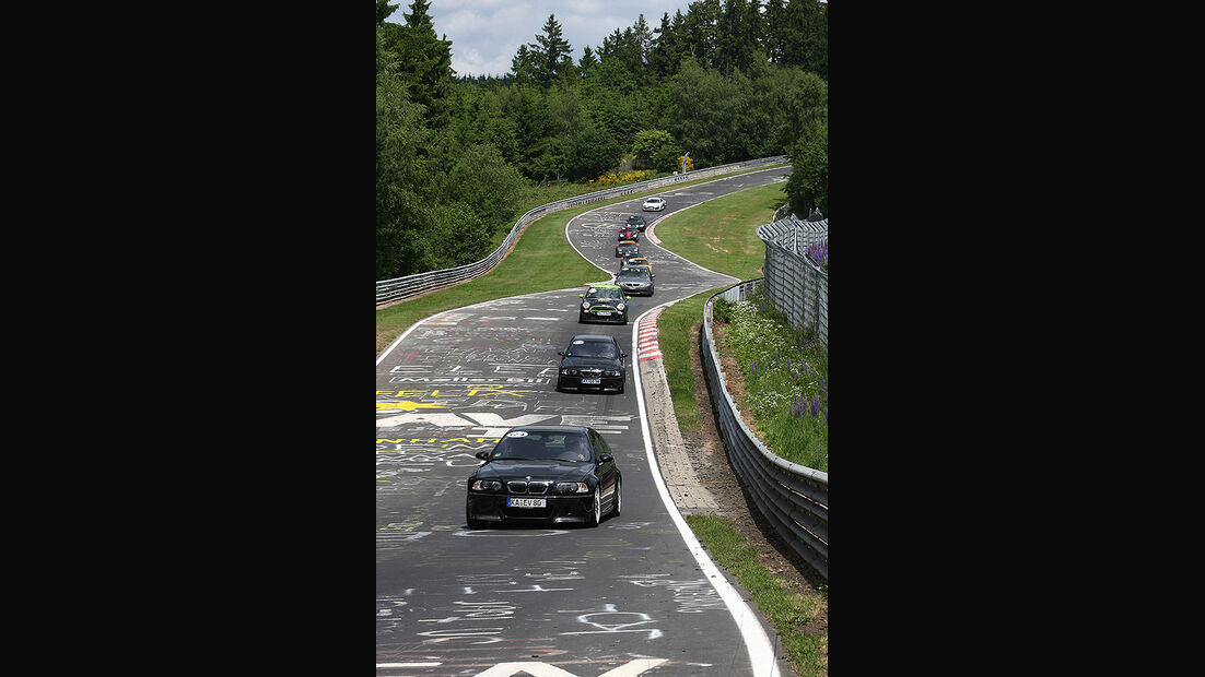 sport auto Perfektionstraining Nürburgring Nordschleife Juni 2030
