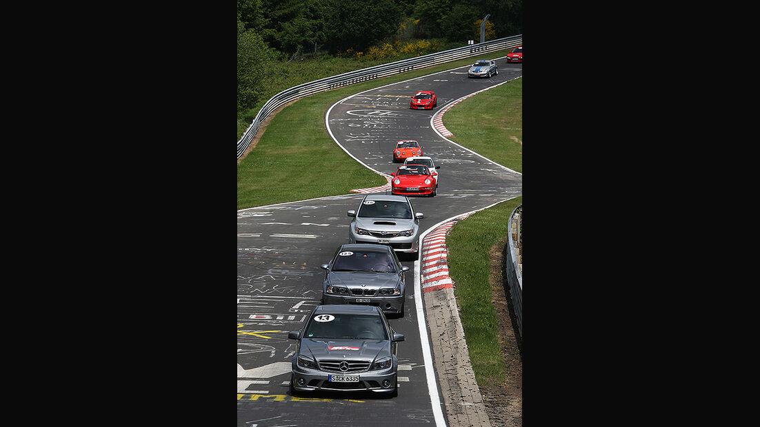 sport auto Perfektionstraining Nürburgring Nordschleife Juni 2031