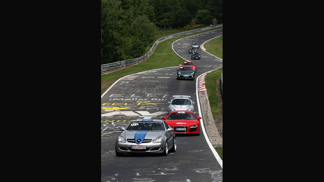 sport auto Perfektionstraining Nürburgring Nordschleife Juni 2032