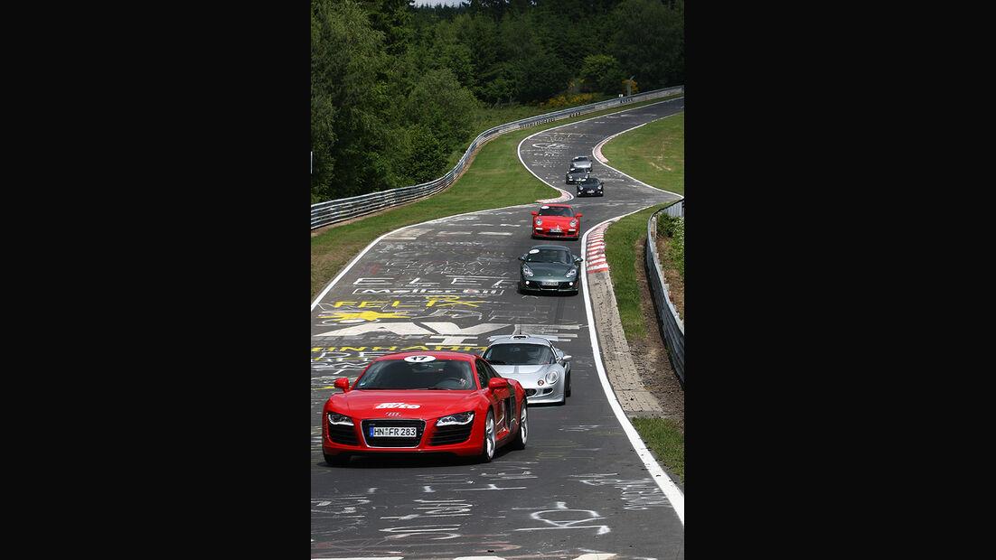 sport auto Perfektionstraining Nürburgring Nordschleife Juni 2033