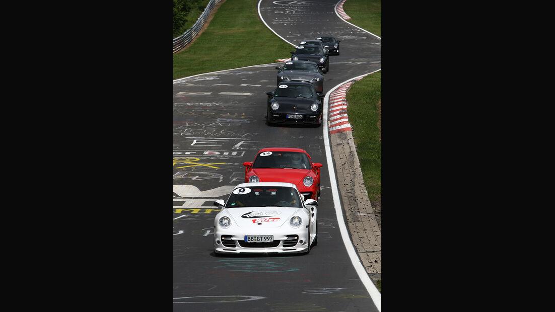 sport auto Perfektionstraining Nürburgring Nordschleife Juni 2034