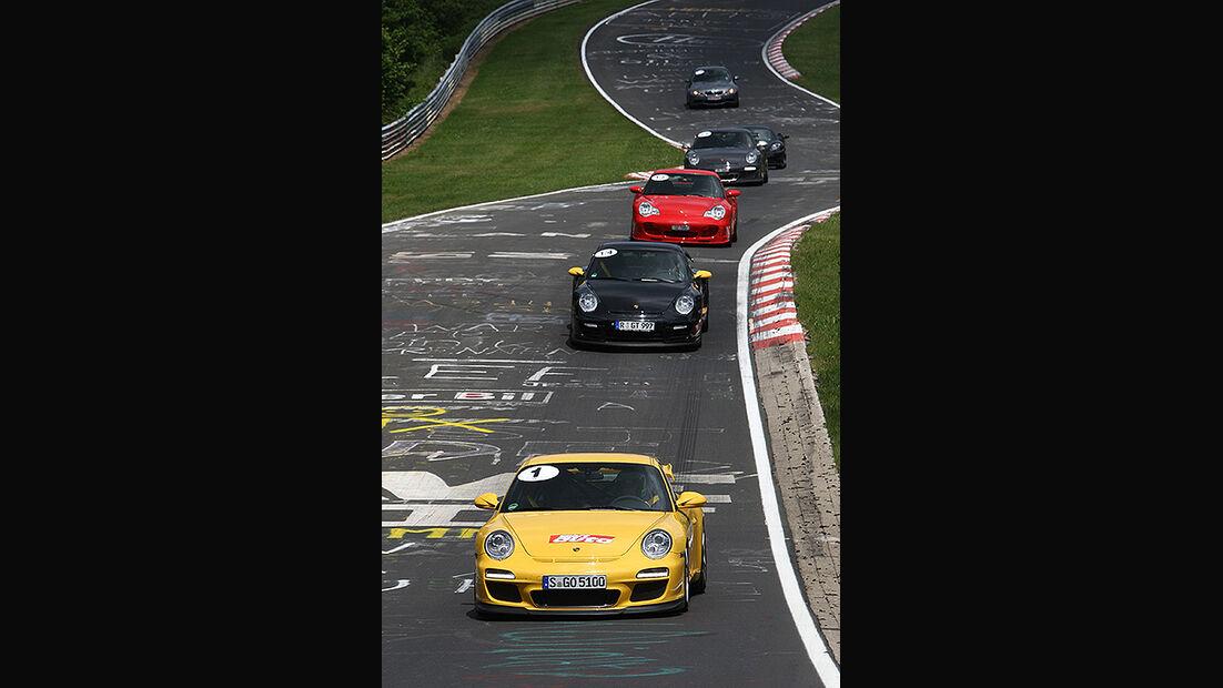 sport auto Perfektionstraining Nürburgring Nordschleife Juni 2036