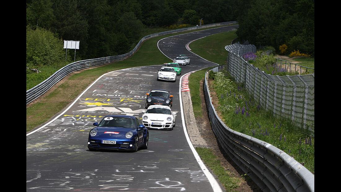 sport auto Perfektionstraining Nürburgring Nordschleife Juni 2039