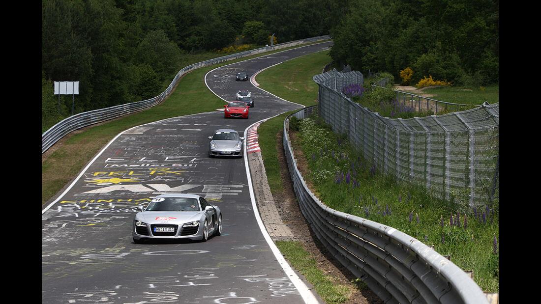 sport auto Perfektionstraining Nürburgring Nordschleife Juni 2041