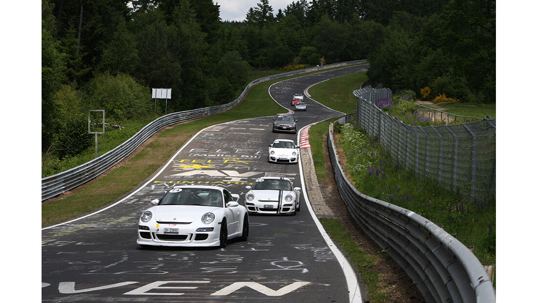 sport auto Perfektionstraining Nürburgring Nordschleife Juni 2044