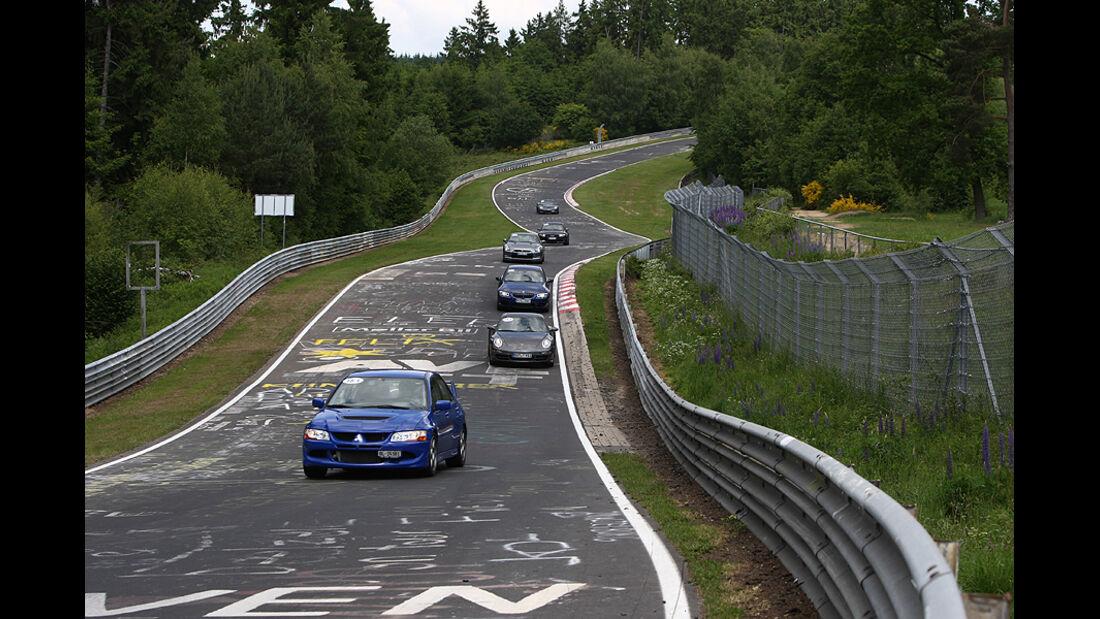sport auto Perfektionstraining Nürburgring Nordschleife Juni 2046